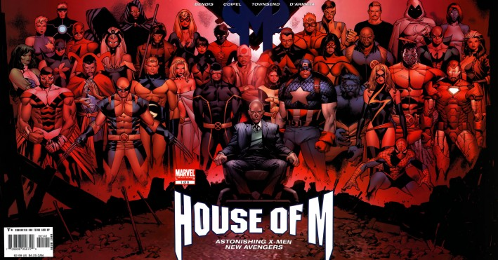 House of M Full Team