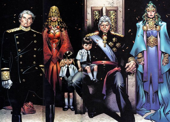 House of M The Family