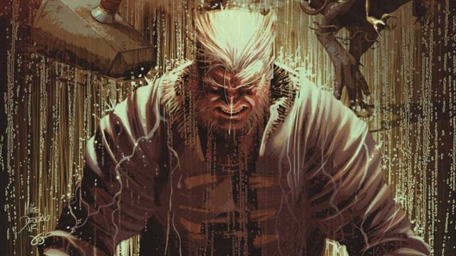 Old Man Logan - Boy Is He Angry