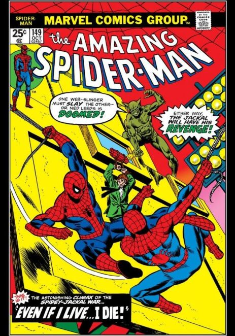 The Amazing Spider-Man #149