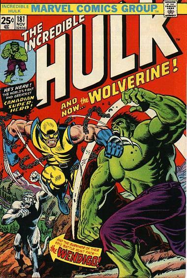 The Incredible Hulk #181