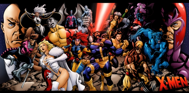 The X Men