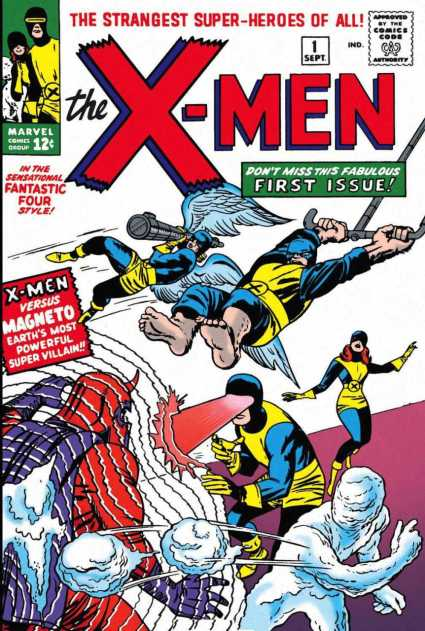 X Men #1