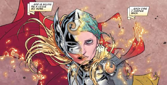 The Ever Changing Jane Foster
